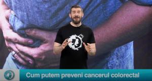 Cum putem preveni cancerul colorectal