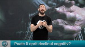 Poate fi oprit declinul cognitiv?