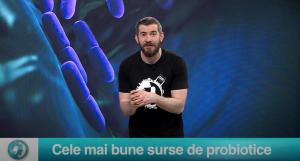 Cele mai bune surse de probiotice