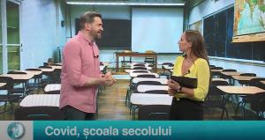 Covid, școala secolului