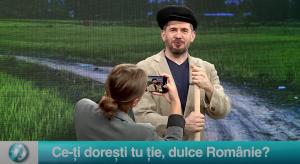 Ce-ți dorești tu ție, dulce Românie?