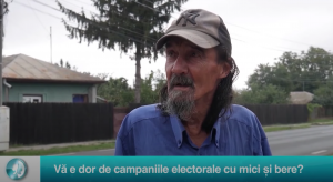 Vax Populi: Vă e dor de campaniile electorale cu mici și bere?