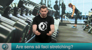 Are sens să faci stretching?
