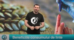 Beneficiile consumului de linte