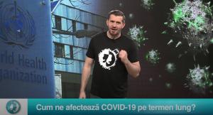 Cum ne afectează COVID-19 pe termen lung?