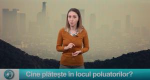 Cine plătește în locul poluatorilor?