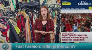 Fast Fashion: ieftin și mai cum?