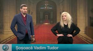 Șoșoacă Vadim Tudor