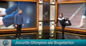Jocurile olimpice ale bugetarilor