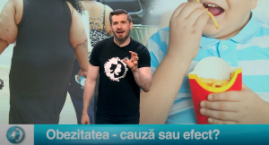 Obezitatea - cauză sau efect?